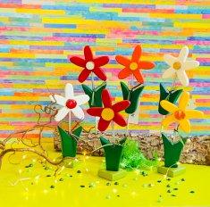 """Blume """"Viola"""" klein -"""